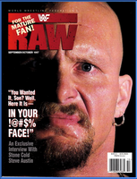 WWF Raw Magazine September / October 1997