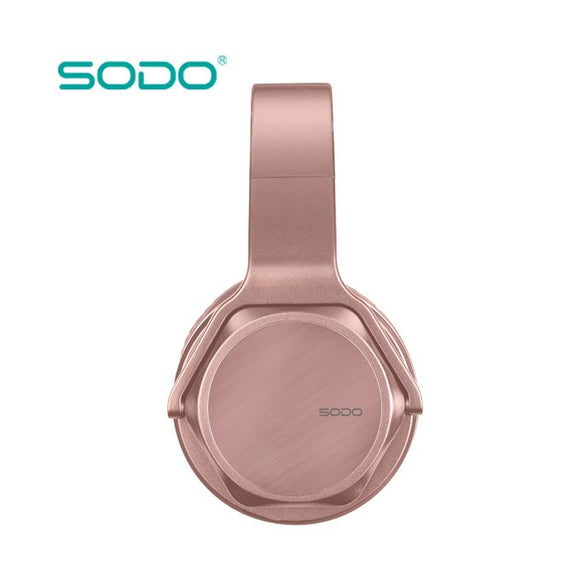SODO MH3 Bluetooth Speaker bluetooth Headphones 2 in one headset Music