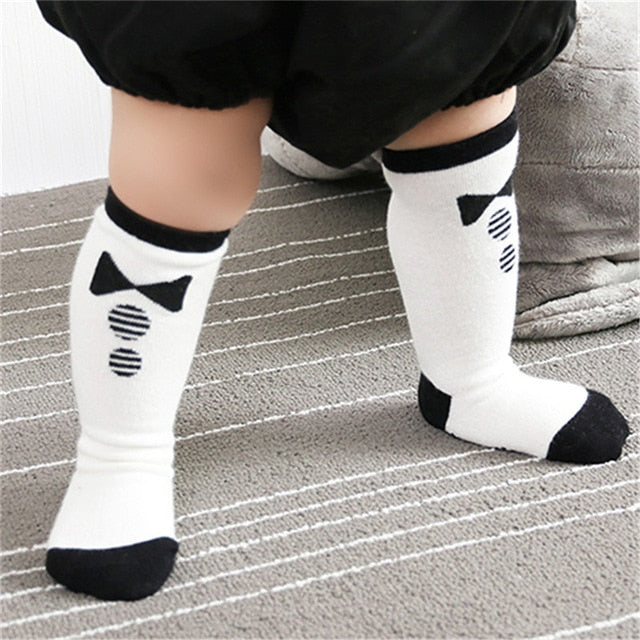 Unisex Lovely Cute Animal Designed Knee Socks For Kids, Baby, Toddlers