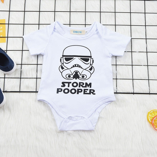 2020 Kids Clothes Sets Cartoon Star Wars Romper Baby Girls Boys Outfits Newborn Toddler Casual Cotton Soft Children Clothing
