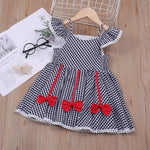 Girl Dresses Clothes NEW Summer Sleeveless Flower Girl Clothes Cildren Princess Dresses Spring Fashion Children Clothing