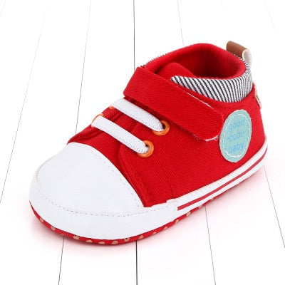 0-18M Baby Mocassins Infant and Toddler shoes for Baby Boys