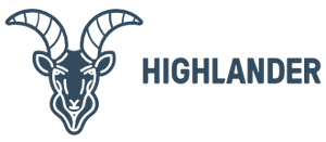 Highlander adventure logo