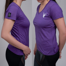 Load image into Gallery viewer, HIGHLANDER Technical Merino T-shirt - Women