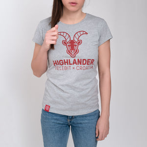 HIGHLANDER Velebit Event T-shirt - Women