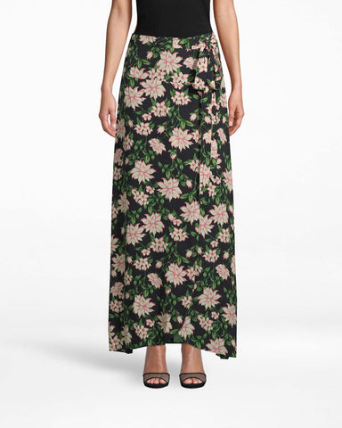 Spring Dream Skirt In Spring Dream Black