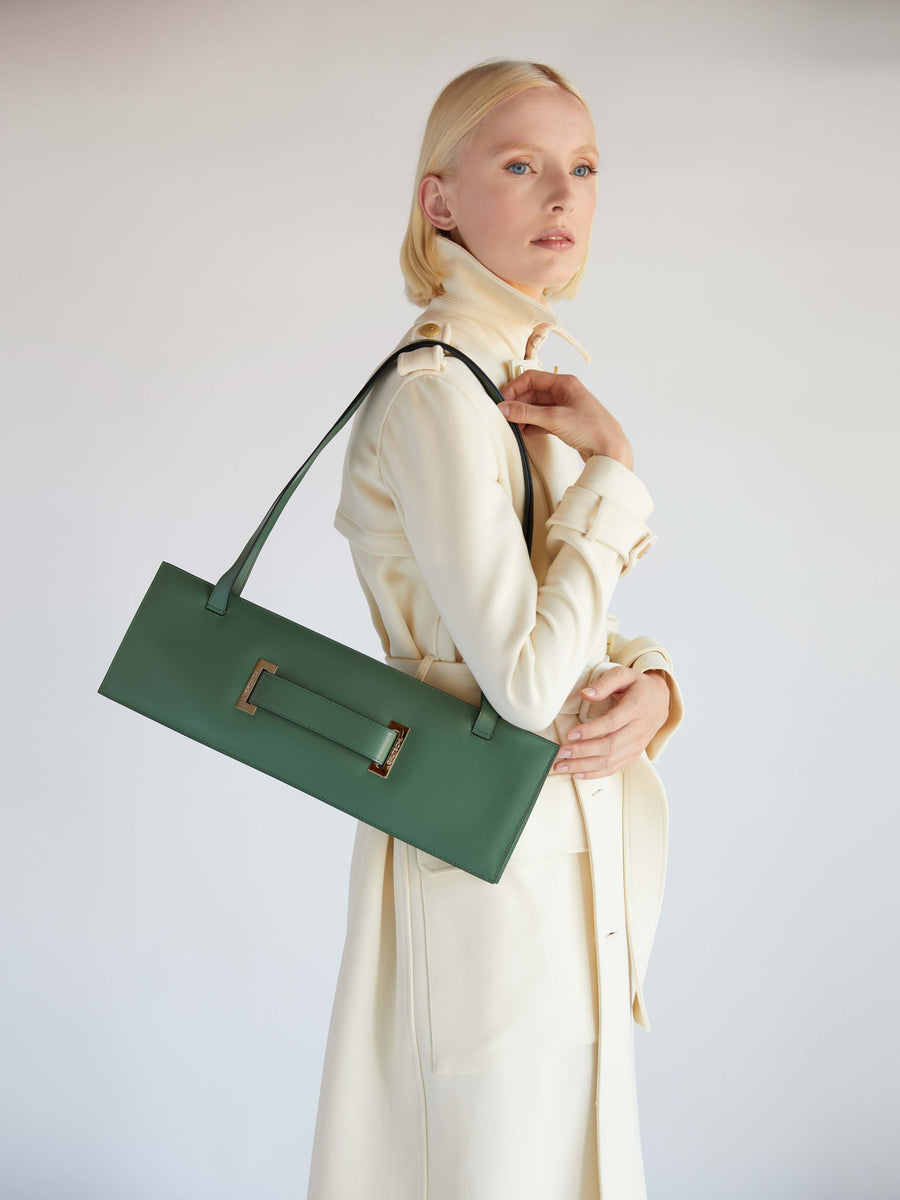 Baguette Shoulder Bag - Veronica Gautschi