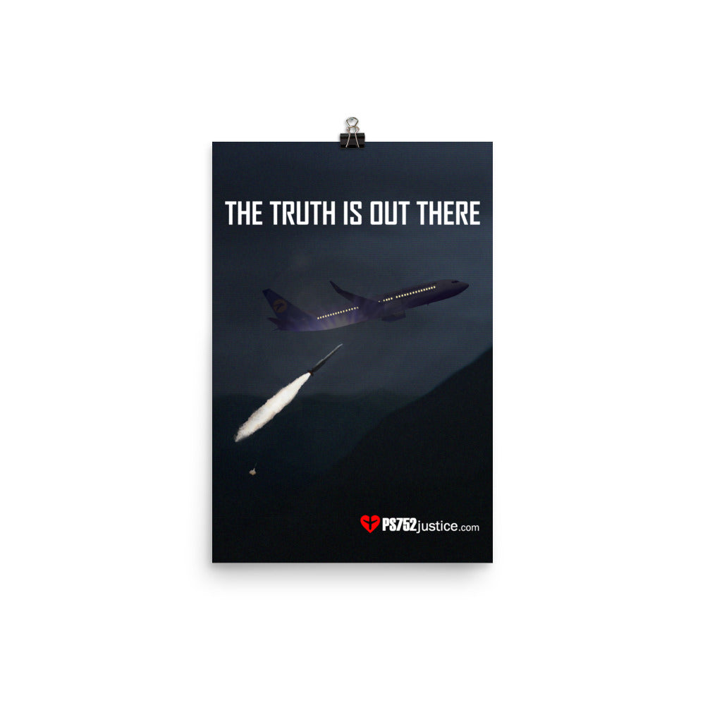 The Truth Is Out There | Poster