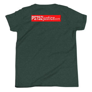 PS752justice | Unisex Basic Tee (youth)