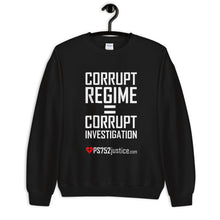 Load image into Gallery viewer, Corrupt is Corrupt | Unisex Sweatshirt (adult)
