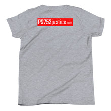 Load image into Gallery viewer, PS752justice | Unisex Basic Tee (youth)