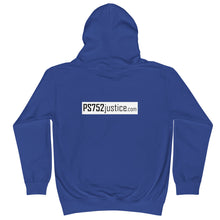 Load image into Gallery viewer, PS752justice | Unisex Hoodie (youth)