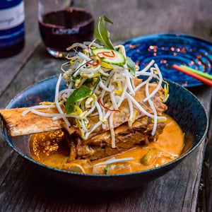Penang Curry of Slow Braised Beef Rib (GF) 600g