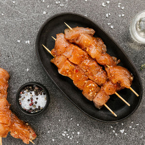 Satay Chicken Skewers (6pcs)