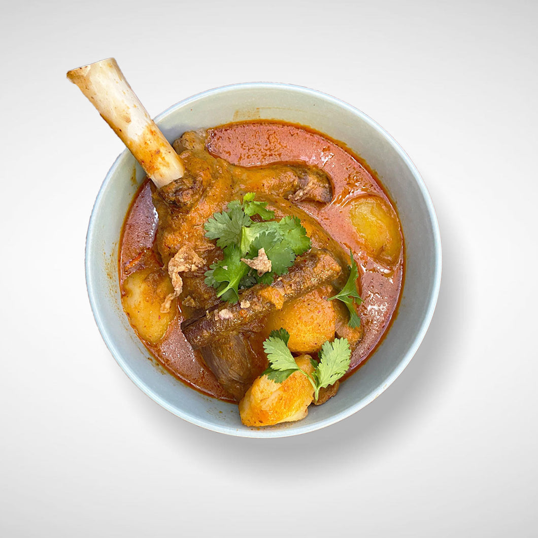 Lamb Massaman Curry (GF)