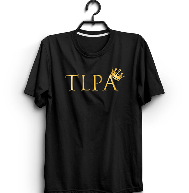 TLPA Custom Black T-shirt