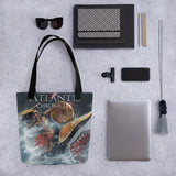 The Last Prince of Atlantis Chronicles Tote bag - SHOPTLPA.COM