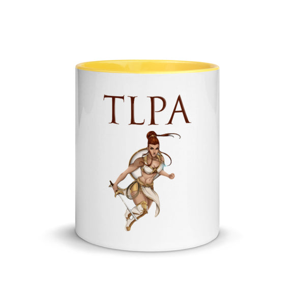 Greek Goddess Athena Coffee & Tea Cup, - SHOPTLPA.COM