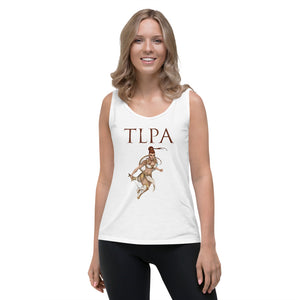 Greek Goddess Athena Ladies Tank Top - SHOPTLPA.COM