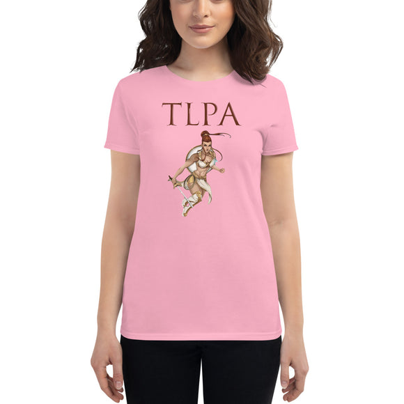 Greek Goddess Athena women's short sleeve t-shirt - SHOPTLPA.COM