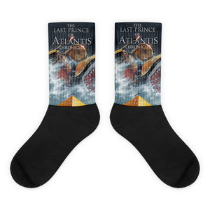 The Last Prince of Atlantis Chronicles Socks - SHOPTLPA.COM