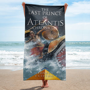 The Last Prince of Atlantis Towel - SHOPTLPA.COM