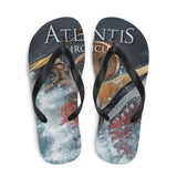 The Last Prince of Atlantis Flip-Flops - SHOPTLPA.COM