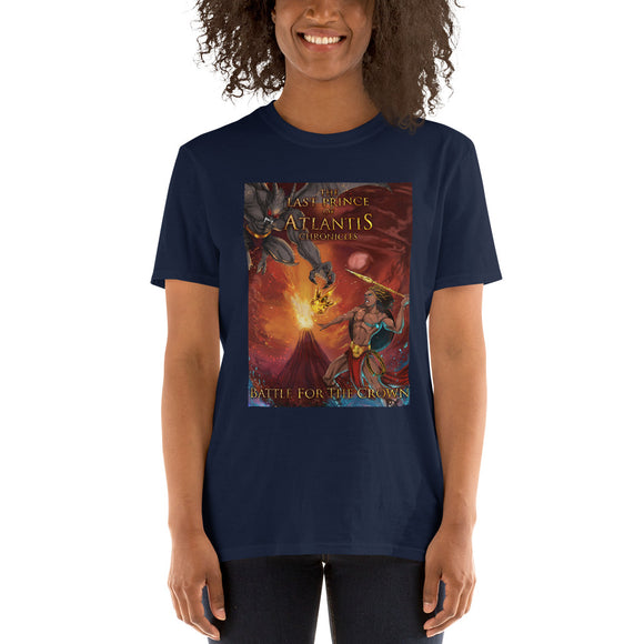 Battle For The Crown T-Shirt - SHOPTLPA.COM