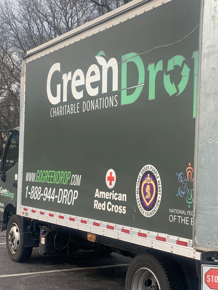 Green Drop Charities! Donating made easy!