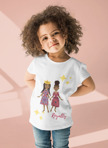The Twins: Minta and Aria Toddler Classic T-shirt