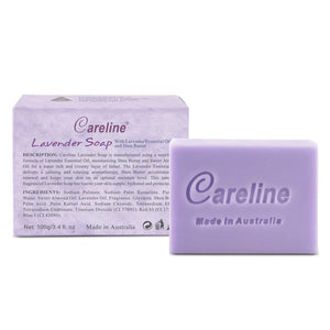 Careline Lavender Soap