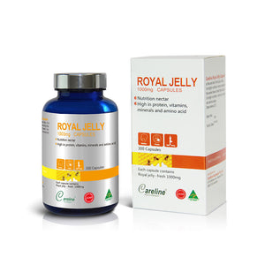Blue Summit Royal Jelly