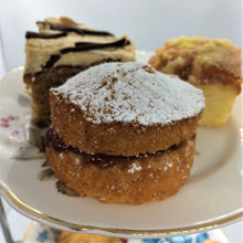 Load image into Gallery viewer, Afternoon Tea Box - For Collection Saturday 13 February 2021