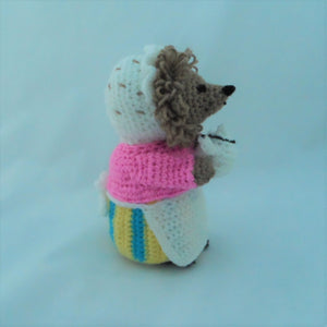 Crocheted Hedgehog (includes UK Shipping!)