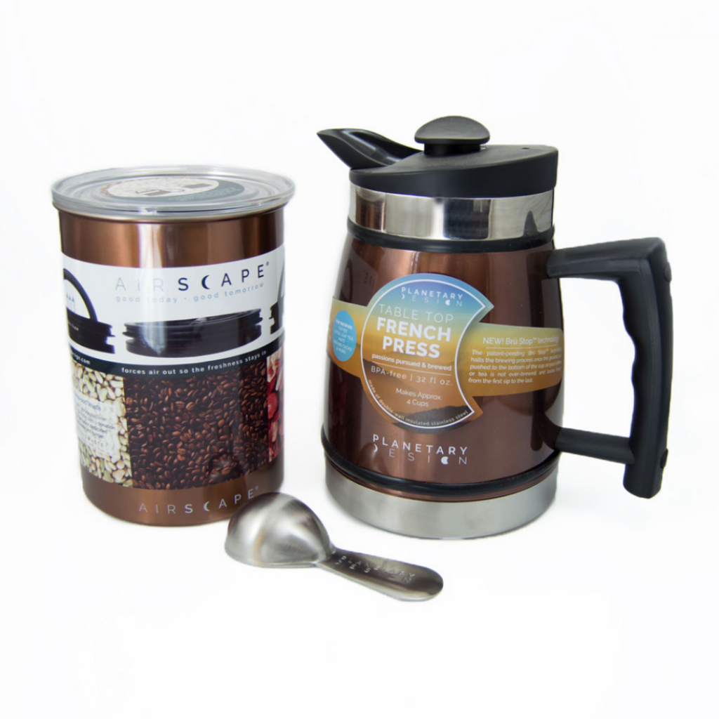 Brew At Home Bundle - Hygge Coffee Company // Direct Trade Wholesale and Retail Coffee Roaster in Missoula, Montana