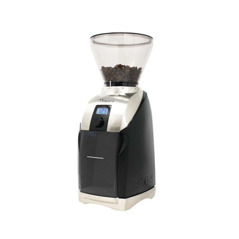 Virtuoso+ Baratza Conical Burr Grinder - Hygge Coffee Company // Direct Trade Wholesale and Retail Coffee Roaster in Missoula, Montana