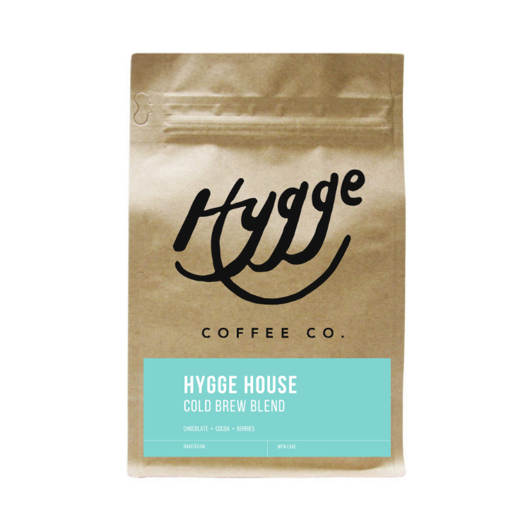 Cold Brew Blend - Hygge Coffee Company | Handcrafted Artisan Coffee Roaster in Missoula, Montana