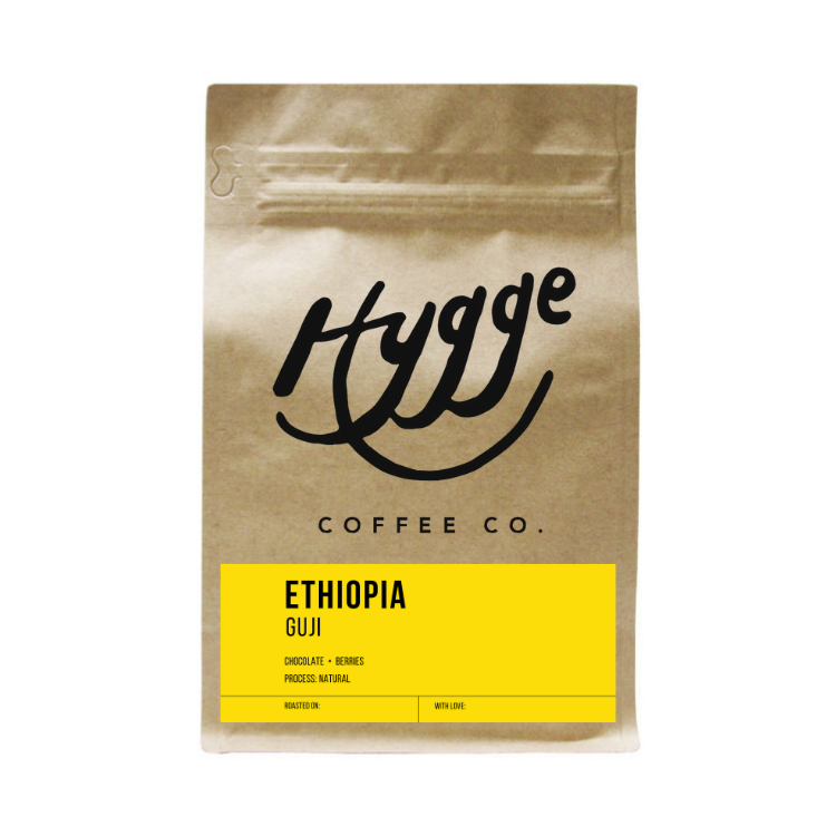 Ethiopia Guji - Hygge Coffee Company | Handcrafted Artisan Coffee Roaster in Missoula, Montana