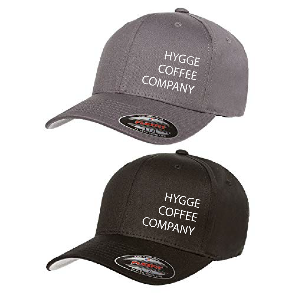 Hygge Flex Fit Hat (unisex) - Hygge Coffee Company | Handcrafted Artisan Coffee Roaster in Missoula, Montana
