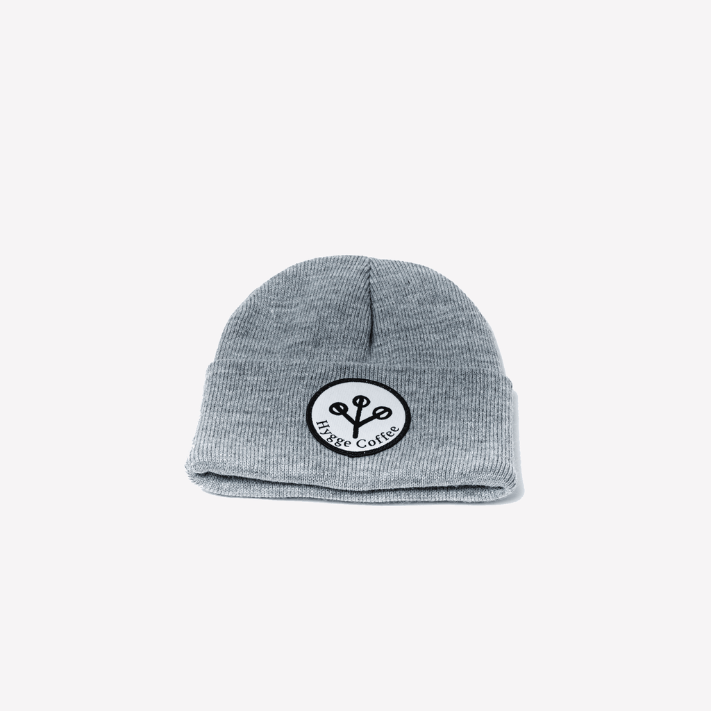 Logo Beanie - Hygge Coffee Company // Direct Trade Wholesale and Retail Coffee Roaster in Missoula, Montana