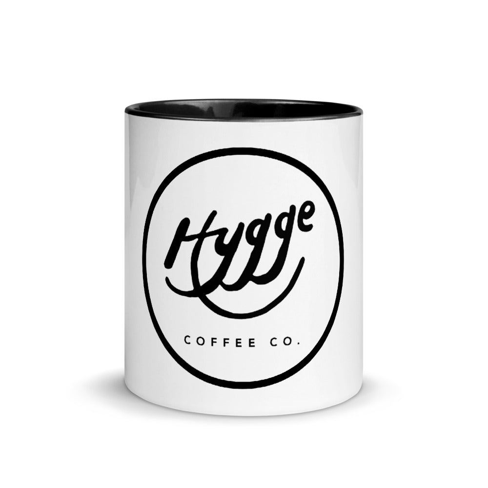 Hygge Coffee Co - Ceramic Mug - Hygge Coffee Company // Direct Trade Wholesale and Retail Coffee Roaster in Missoula, Montana