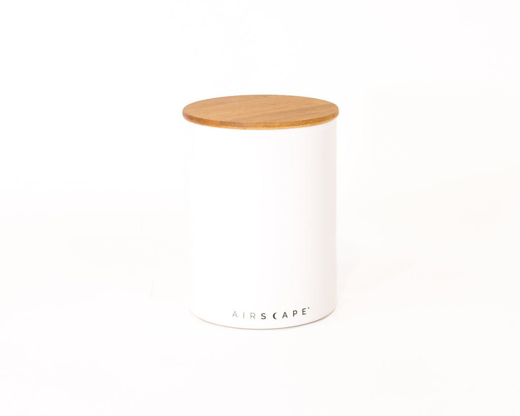 Planetary Design Airscape® Ceramic Canister (medium) - Hygge Coffee Company | Handcrafted Artisan Coffee Roaster in Missoula, Montana