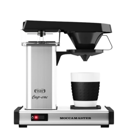 Moccamaster Specialty Coffee Brewer - Cup-One - Hygge Coffee Company // Direct Trade Wholesale and Retail Coffee Roaster in Missoula, Montana