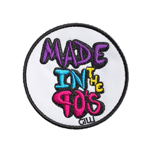 Made in the 90's Patch