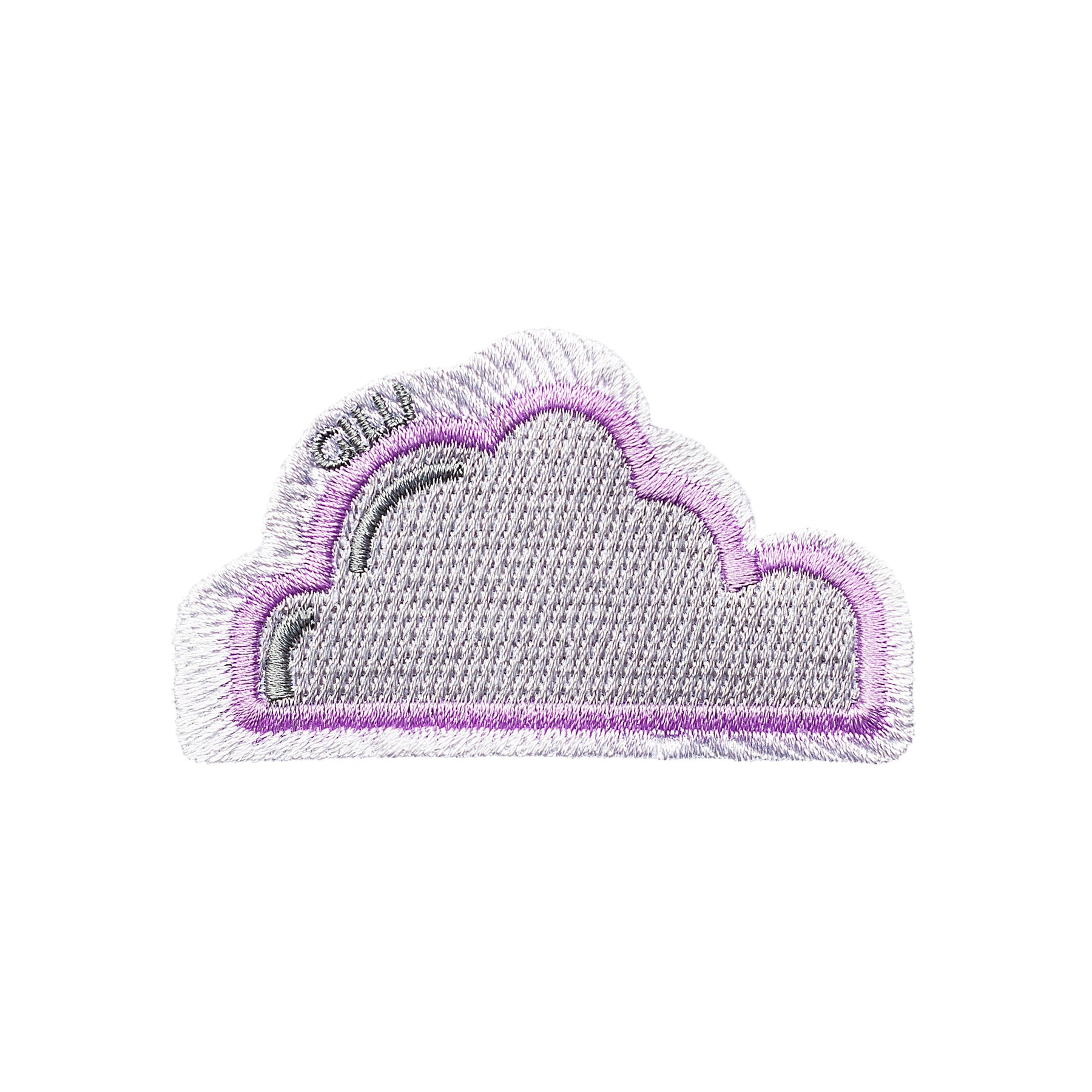 Purple cloud Patch