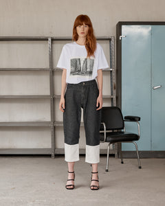 Colbie jeans - cropped straight fit