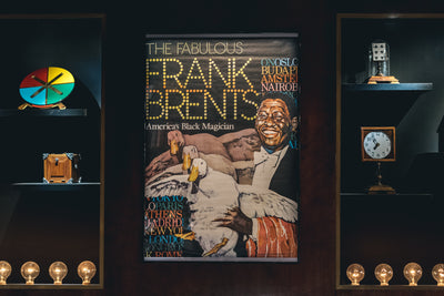 Wizard Wednesday: Frank Brents