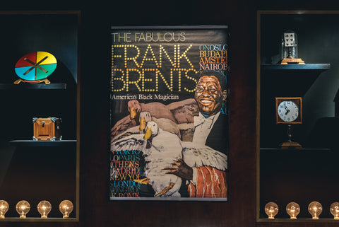 Frank Brents Poster
