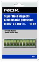 Super Hold Magnets 10Pc Disc