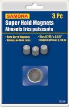 Super Hold Magnets 3Pc Disc